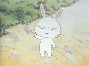 しあわせウサギ