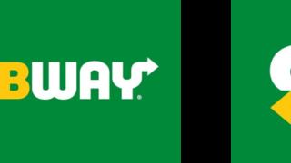 サブウェイのロゴ