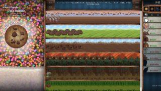 クッキーババアプレイ画面