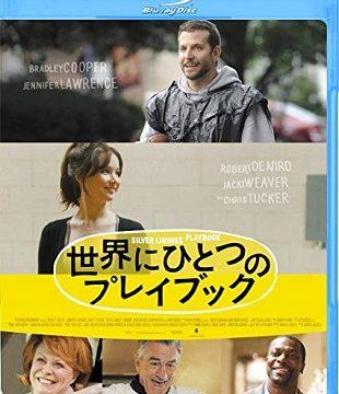 映画『世界にひとつのプレイブック』表紙