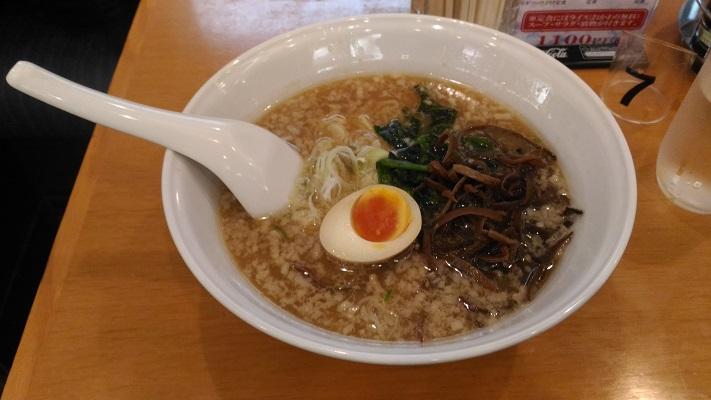 長崎旅行の昼メシ