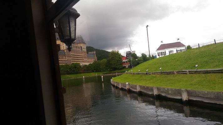 ハウステンボス船移動