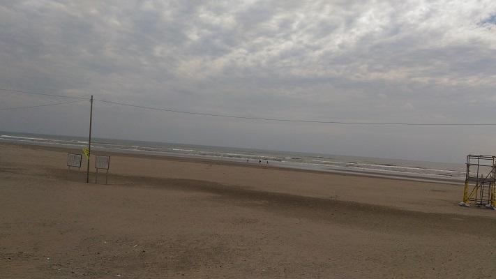 九十九里浜(殿下海水浴場)