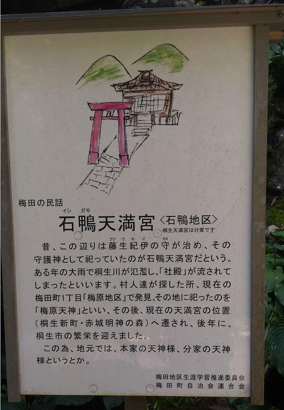 石鴨天満宮の歴史