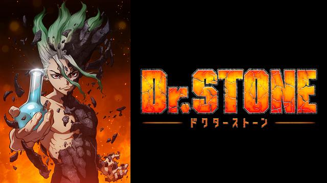 アニメ『Dr.STONE』表紙