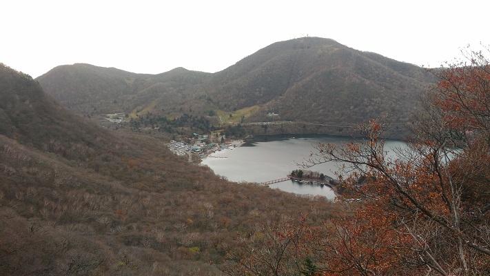 黒檜山→大沼その1