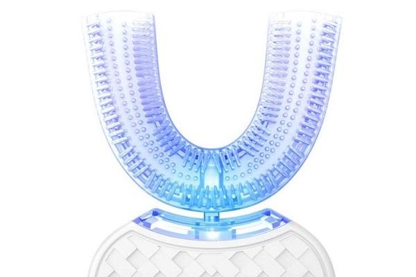 U型歯ブラシ