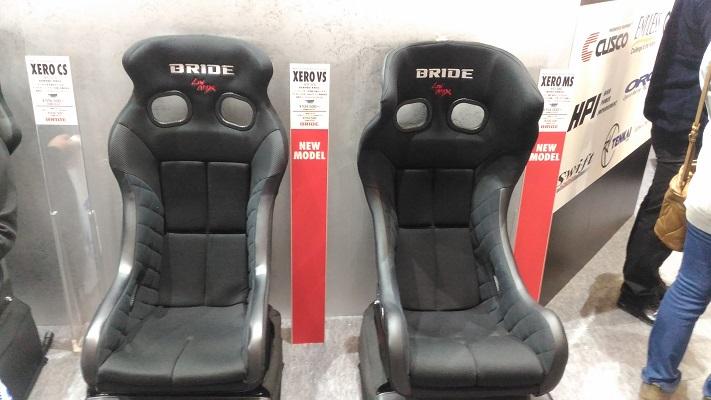 レーシング用の座椅子