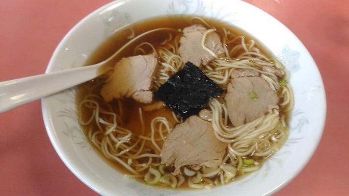 珍達チャーシュー麺