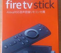 fireTV外箱
