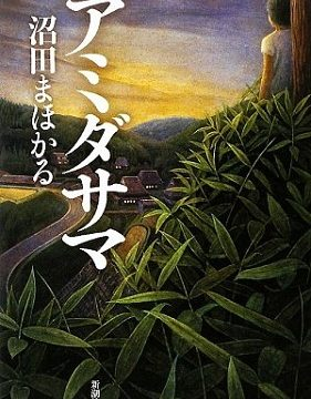『アミダサマ』ハードカバー表紙