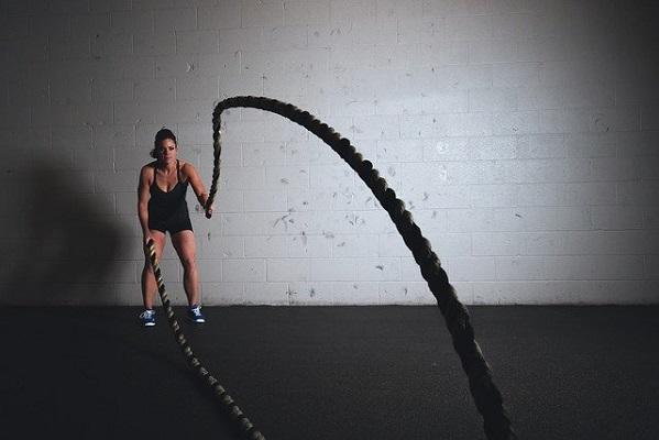 ロープトレーニング