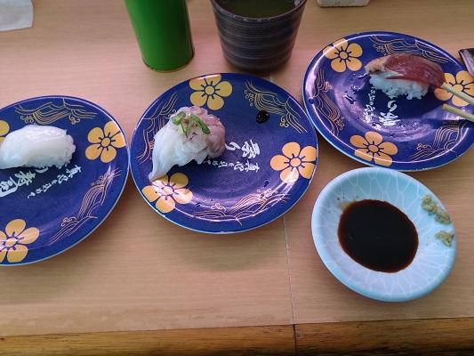 寿司(゚д゚)ウマー