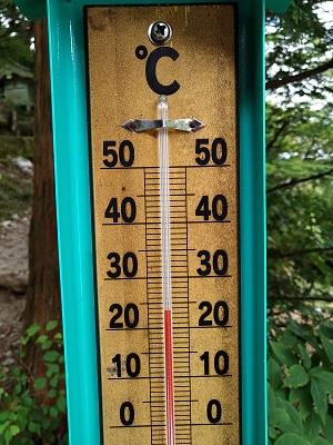 気温計があった