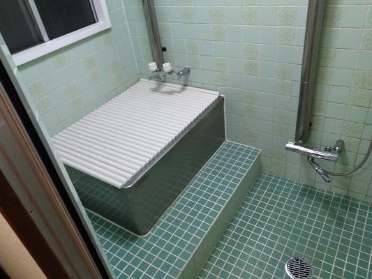 さくら荘の風呂